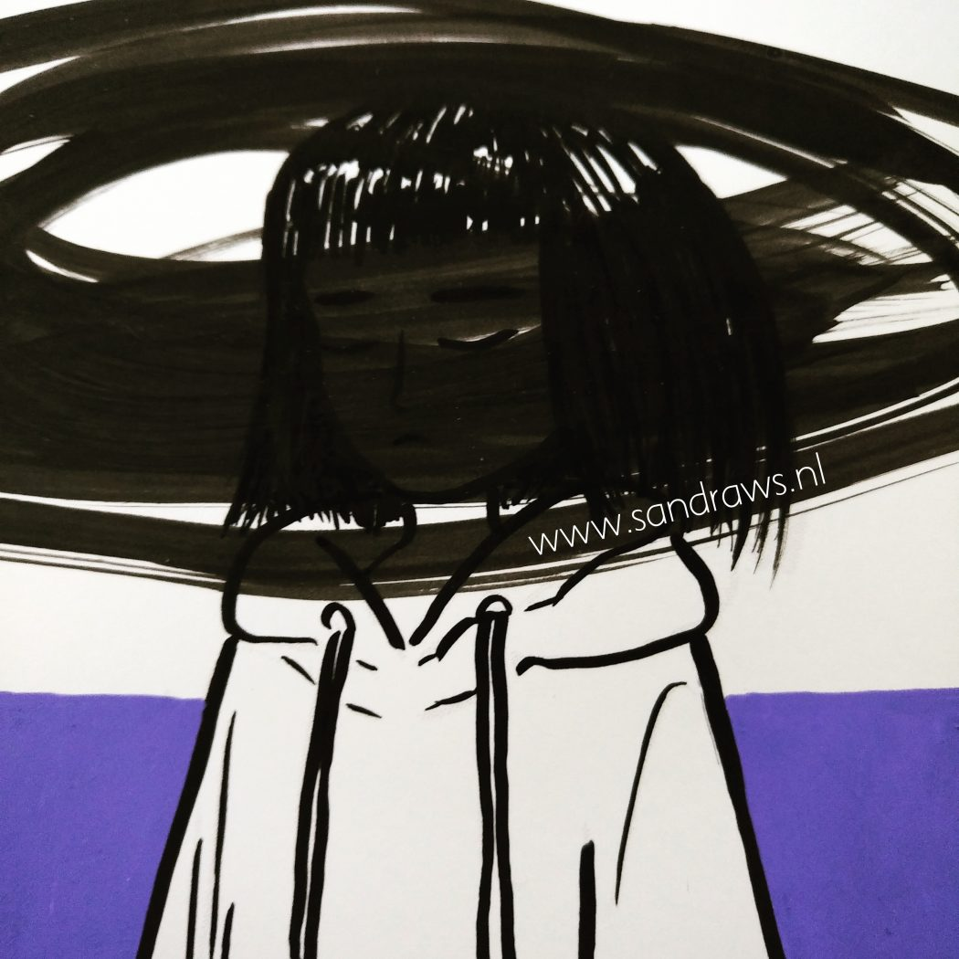 somewhere - illustration
