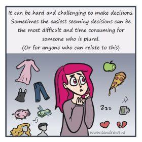 making decisions - hokje 1