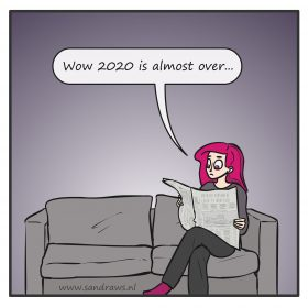 2020 almost over - hokje 1