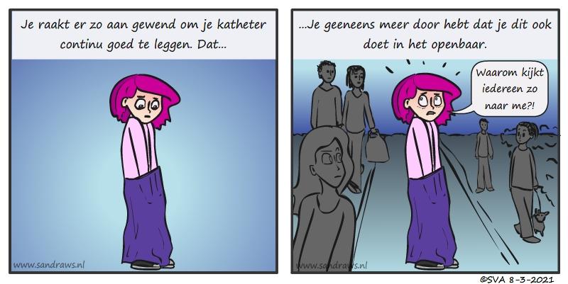 Catheter part 2 comic