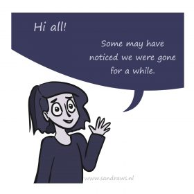 things will get better - comic panel 1